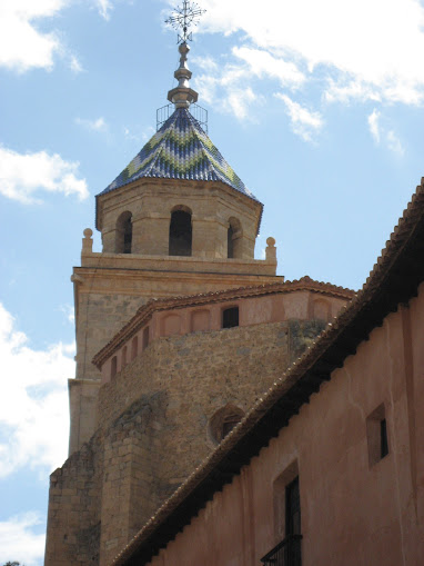 Catedral de Albarracín.