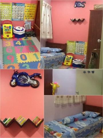 anak mama manja: dekorasi rumah