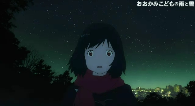 映画「おおかみこどもの雨と雪」見てきた。夫を亡くした母が2人の子供を懸命に育てる。
