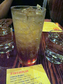 Firehouse Restaurant, housemade soda