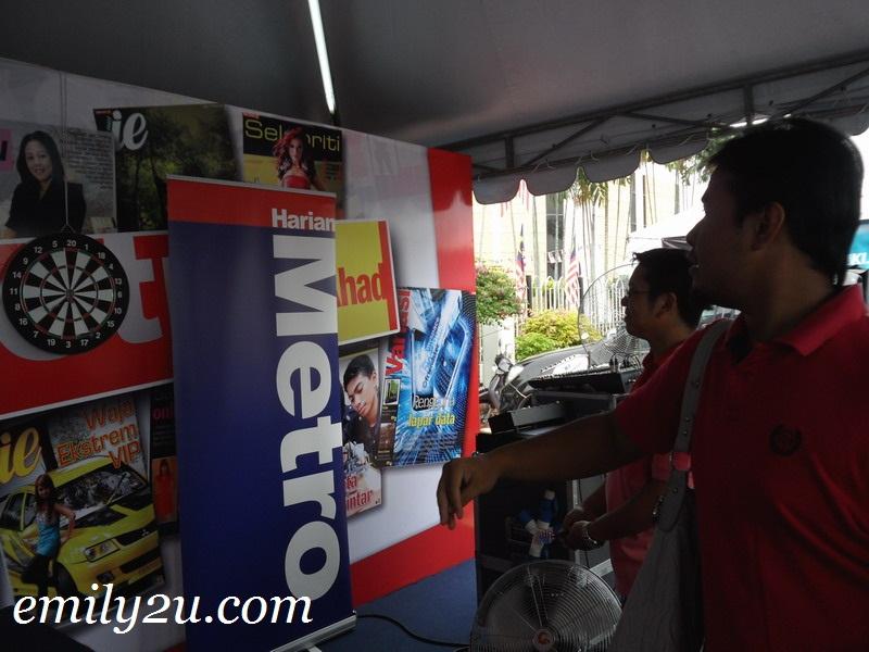 Karnival Gegaria Harian Metro