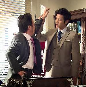 Awn Suk Hwan, Kim Ji Suk