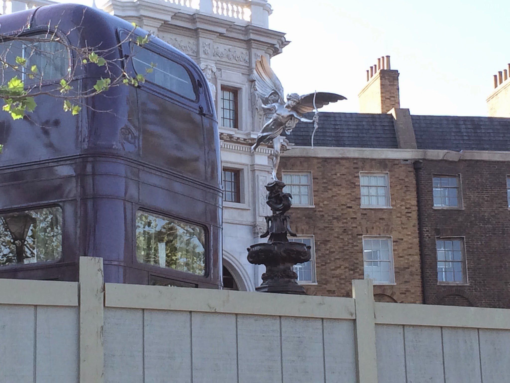 today show universal studios sweepstakes potterwatch piccadilly circus fountain installed today 9153