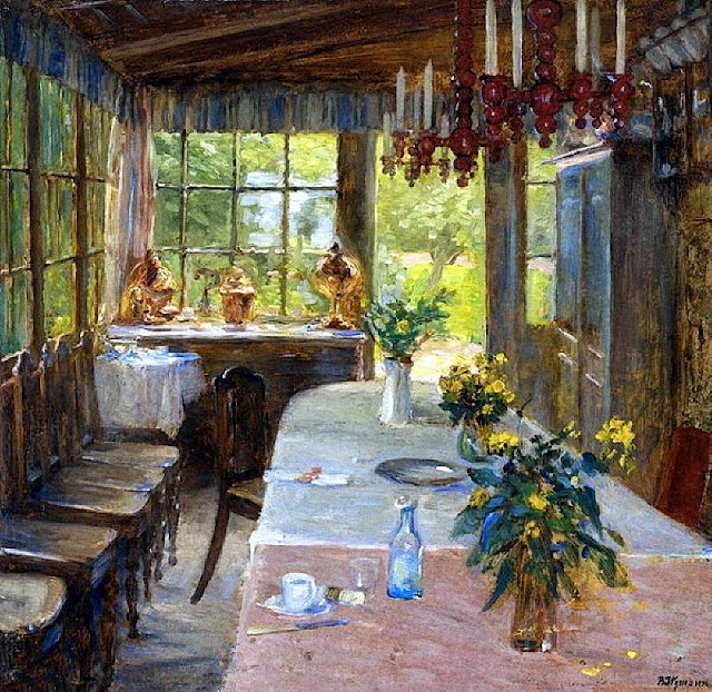 Bertha Wegmann - Swedish Boarding House