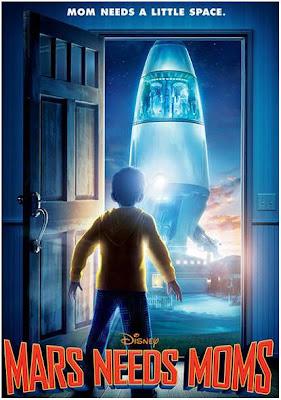 Filme Poster Marte Precisa de Mães DVDRip XviD & RMVB Legendado