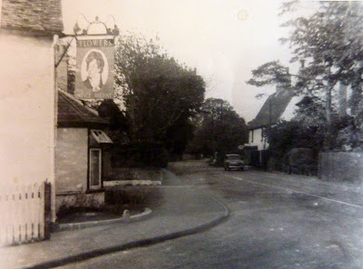 The Prince Regent pub (now Sycamore House restaurant)