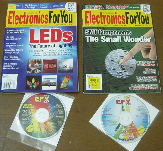 Electronic For You Magazine