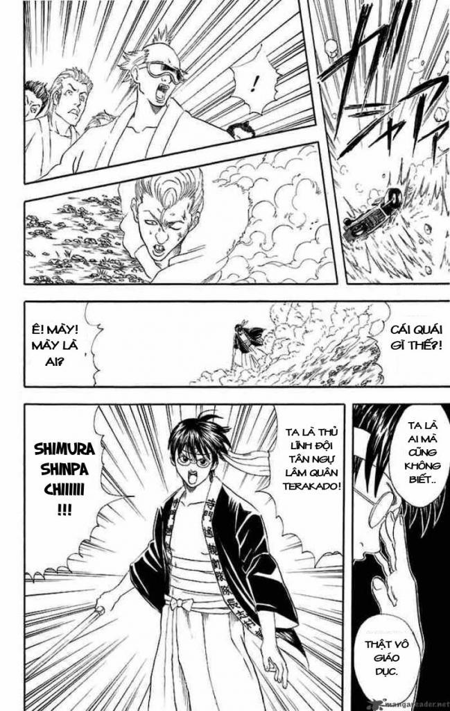 Gintama Chap 36 page 16 - Truyentranhaz.net