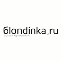 Blondinka.Ru logo