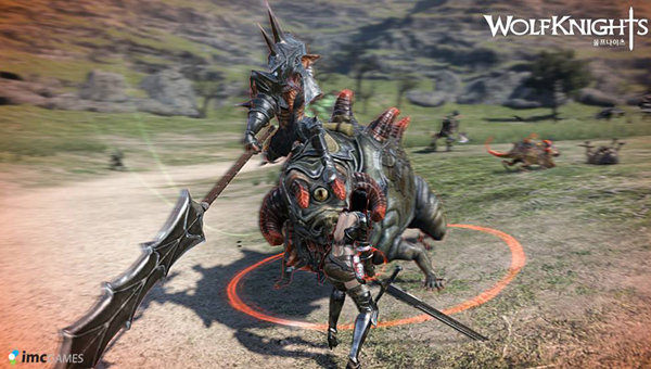 IMC Games công bố hình ảnh mới của Wolf Knights 13