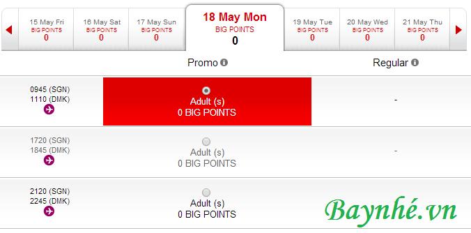 AirAsia bán vé máy bay siêu rẻ Free Seat