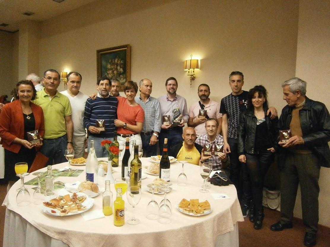Gala do Montañismo 2014