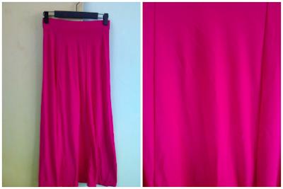 Skirt Pallazo Pink