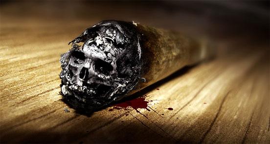Rūkymas žydo