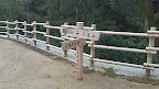 六道山公園の先(北方向) 狭山懸橋方面へ向かう道 を左折した先@@@512@@@288