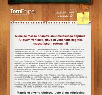 Sales Page | TornPaper