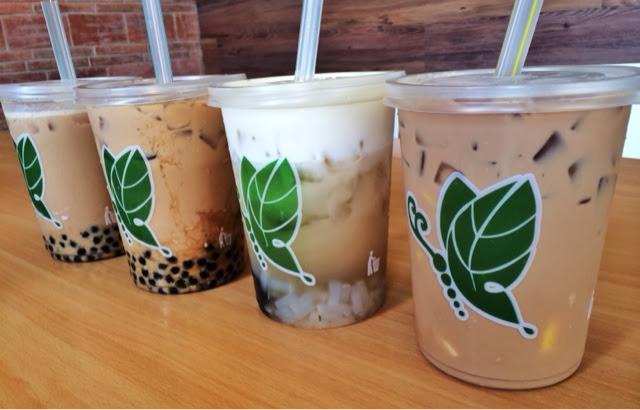 Serenitea, Jumbo Cup, Okinawa Milktea, Cocoa Winter Frost, milktea, Top 10