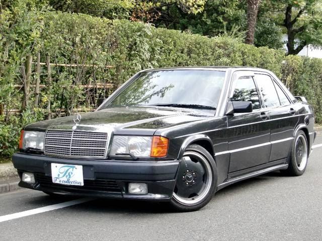 Mercedes benz 190e amg black japan benztuning for Mercedes benz japan
