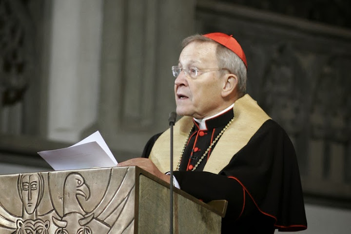 Cardinal Kasper's shocking theology of Catholic marriage