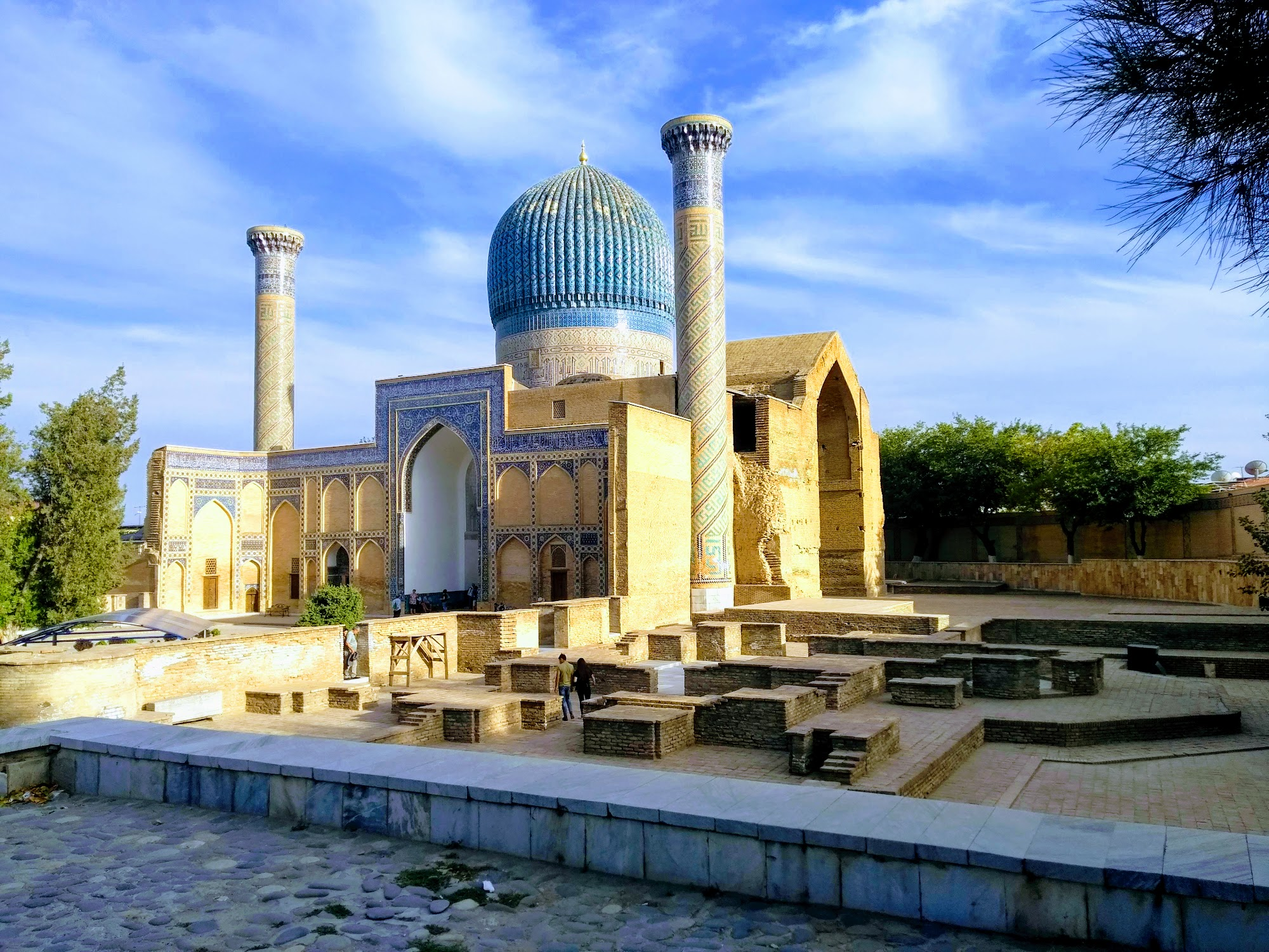 Reisinformatie Oezbekistan