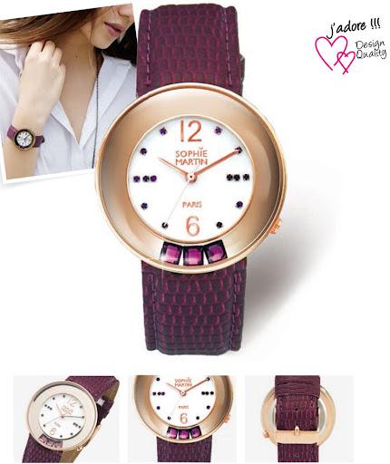 Đồng hồ nữ thời trang Sophie Ferra - WPU174