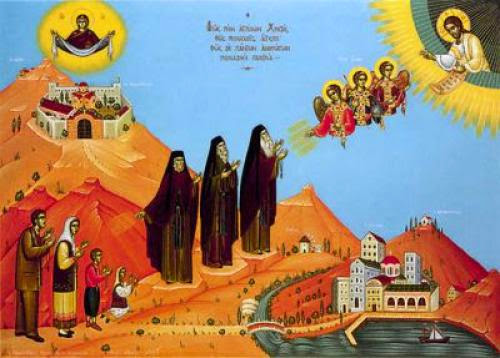 The Relationship Between Parishes And Monasteries