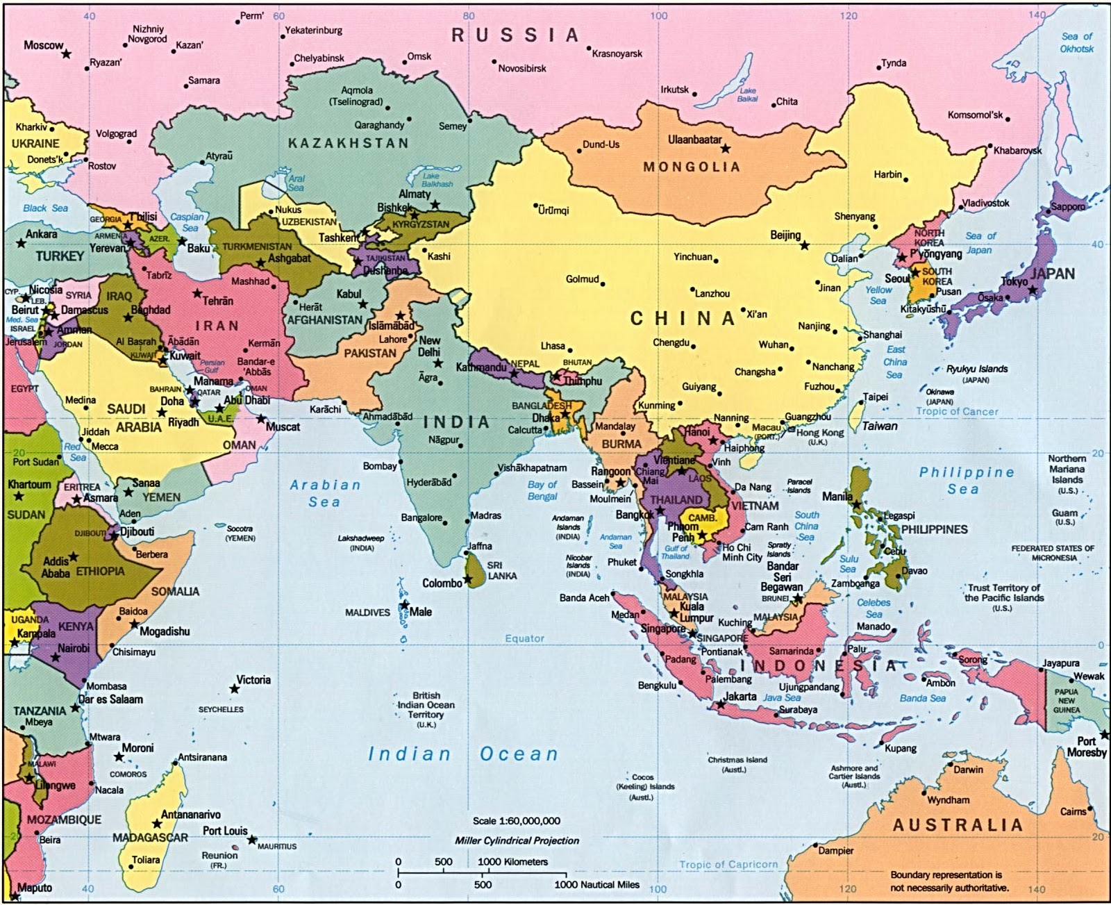 6th Grade Map Of Asia.The World Of Social Studies Sixth Grade List Of Southern Asia