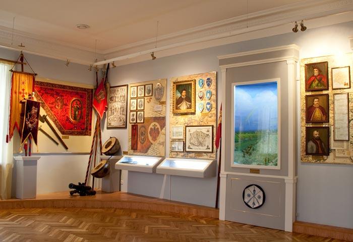 Музей Полтавской битвы, InGreen, Полтава