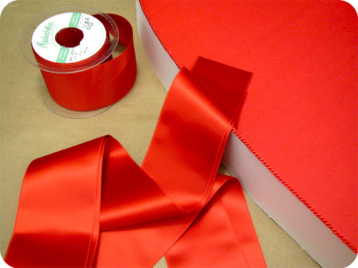 Masterstroke makes the most beautiful wide satin ribbon.