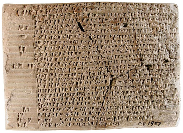 Middle East: Iran seeks to reclaim Achaemenid Tablets from US after 80 years