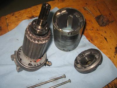 Starter Motor Cleaning Tutorial IMG_9472