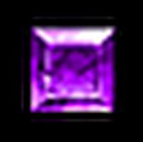 方正的紫寶石
