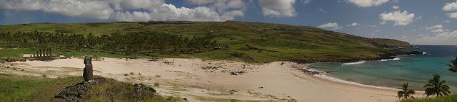 la isla de pascua ubicada en chile