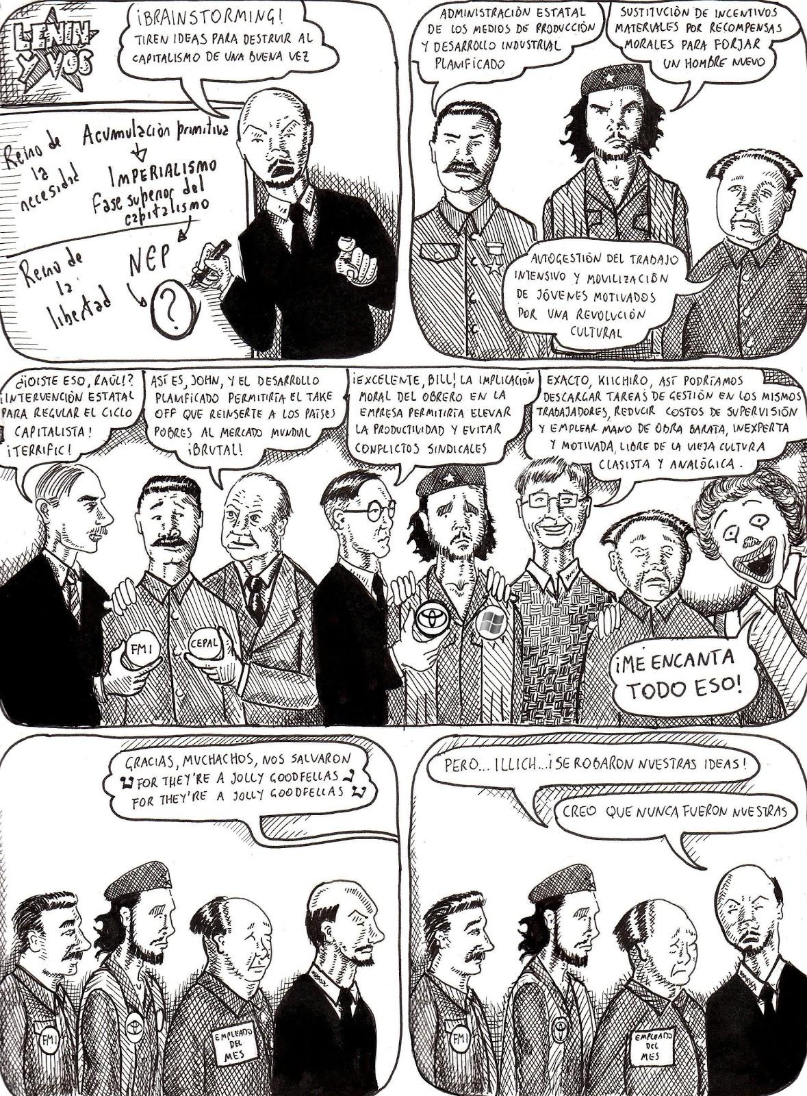 NWO INFORMATIVOS - Página 3 Lenin+y+Mao006