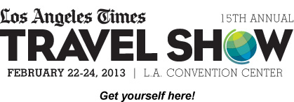 Los Angeles Times Travel Show