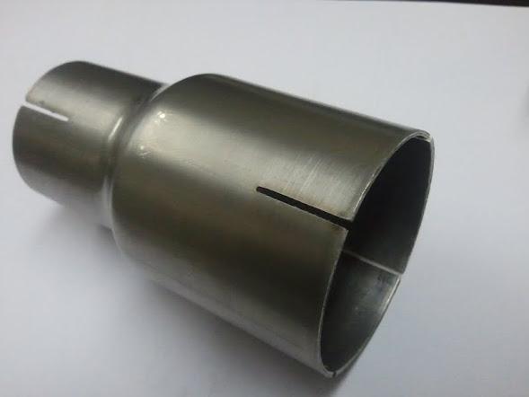 Exhaust pipe repair kit way reducer ¼ quot ½ ¾