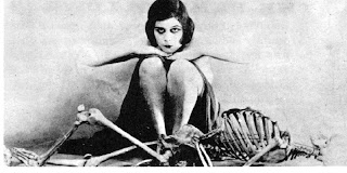 bara vintage actrice
