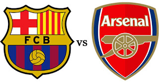 Barcelona vs arsenal en vivo