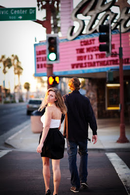 Engagement Shoot Oceanside