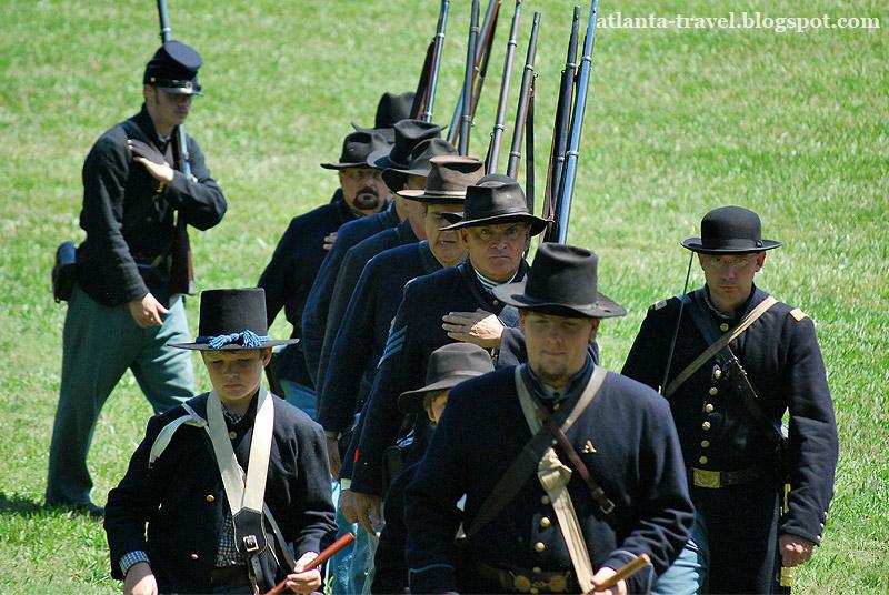 Солдаты Севера в Гражданской войне США