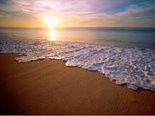 บรรยากาศยามเย็นที่หาดคลองพร้าว credit :  คุณ 53181450318 จาก http://53181450318.blogspot.com/