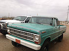 1968 Ford F250 4 x 4 Highboy truck   original and in great shape
