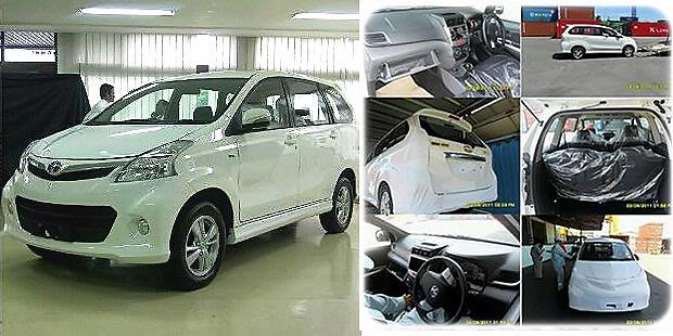 All New Avanza 2012 Prices