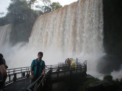 Cataratas do Iguaçú - lado argentino
