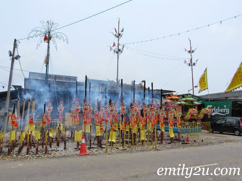 Tong Tien Koon Temple Celebrates Nine Emperor Gods Festival
