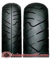 Ban depan belakang RC RX 01 dan Ss 530 spec racing tires