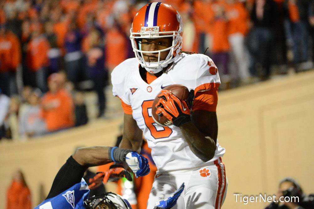 Clemson at Duke Photos - 2012, DeAndre Hopkins, Duke, Football