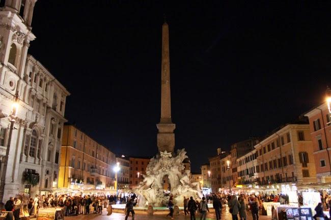 piazza roma rome italy navona