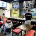 Tokio - w restauracji na okonomijaki