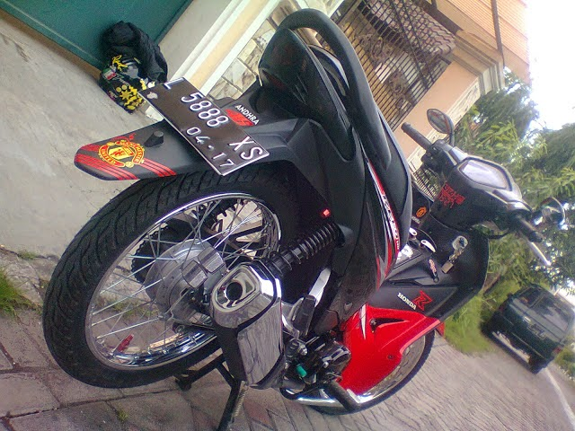 Revo Fit Modifikasi Drag Revo Modifikasi Drag